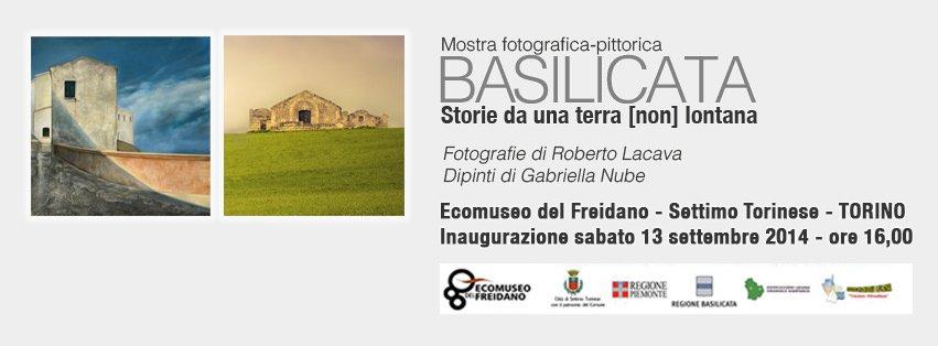 foto - Mostra: Un giro in Basilicata a Settimo Torinese (Torino) - Basilicata